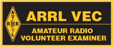 ARRL VE Patch